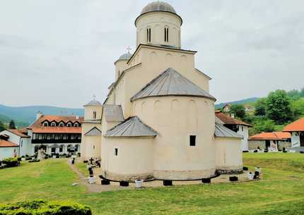 Private Tour: Monastery Mileseva – El Paso City Theme Park – Mountain Zlatar