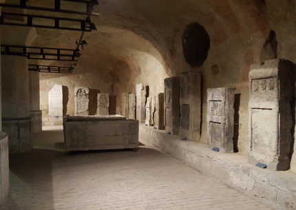 Underground & Dungeons of Belgrade Fortress Tour
